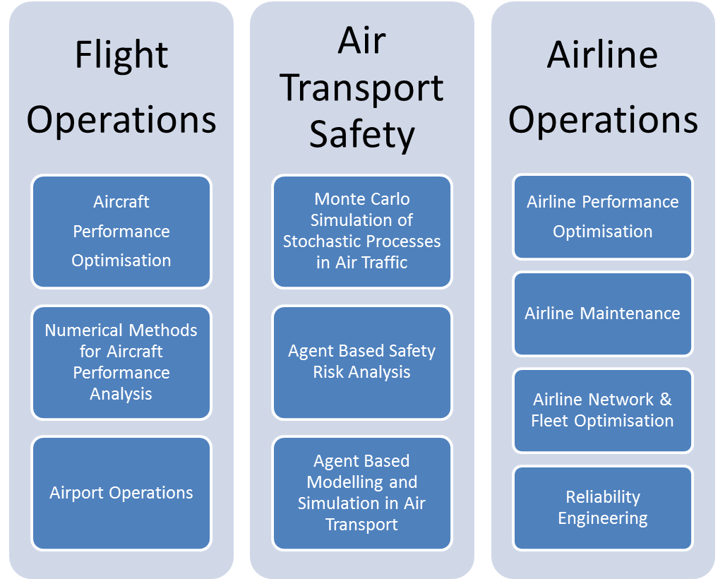 Air transport management thesis