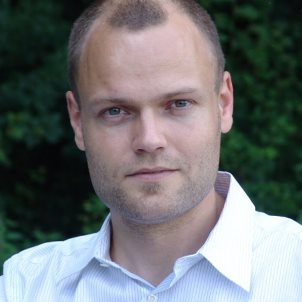 The photo of Stefan Hickel