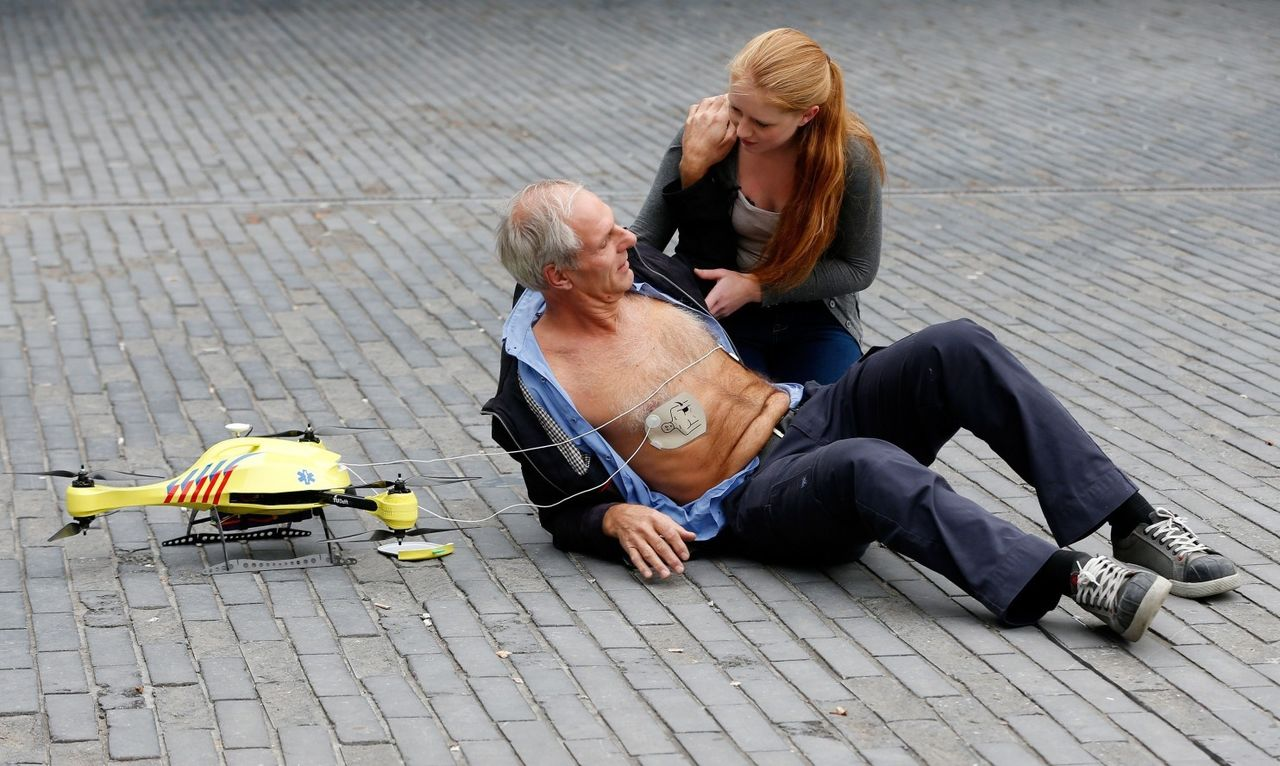 Image result for drone ambulance