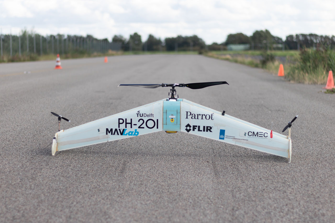 drone tests