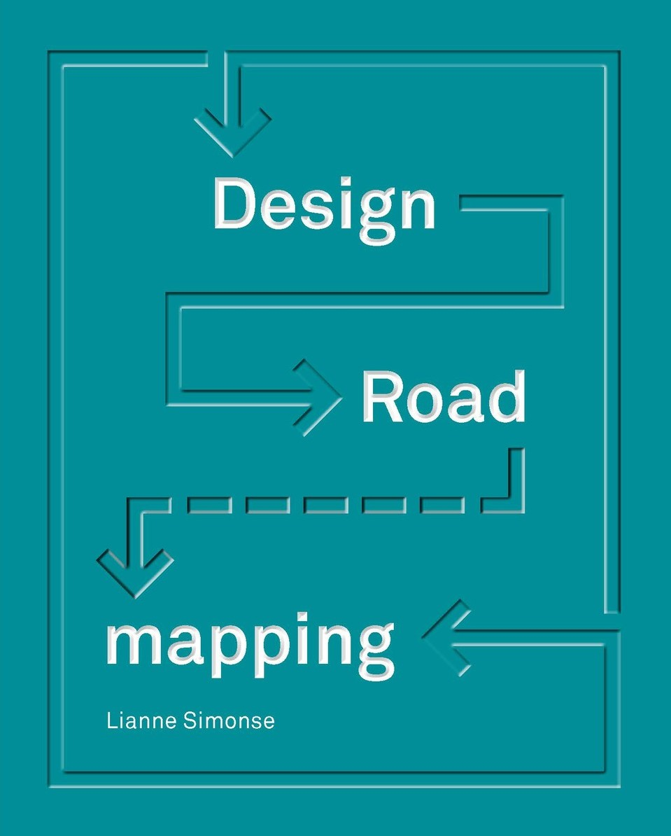 Lianne Simonse launches Design Roadmapping book